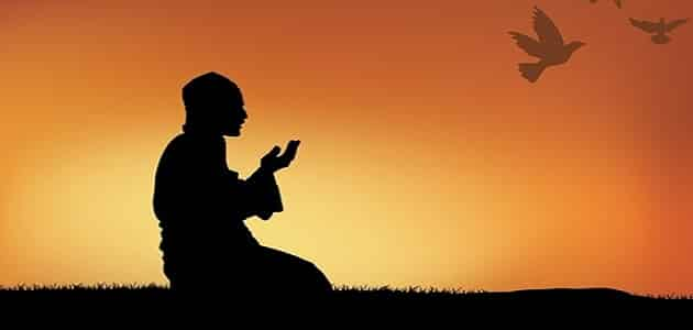 حوار بين شخصين عن الصلاة وأهميتها