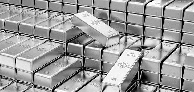 سعر جرام الفضة اليوم في مصر