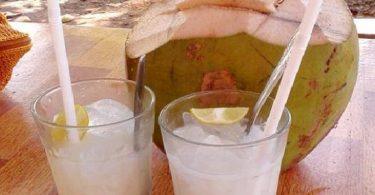 طريقة صنع ماء جوز الهند