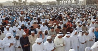 فضل صلاة العيد وحكمها