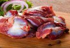 فوائد قوانص الدجاج للجسم