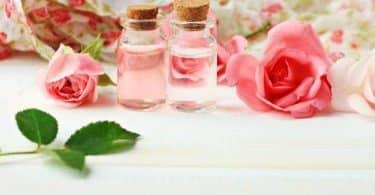 فوائد ماء الورد للبشرة الدهنية والحبوب