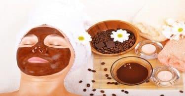 قناع العسل والقهوة للوجه