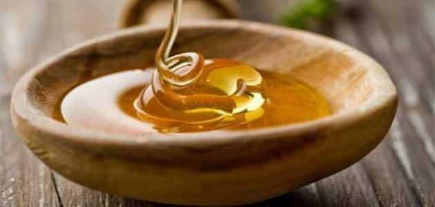 كيفية اكل العسل