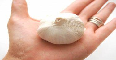 كيفية التخلص من رائحة الثوم على اليدين