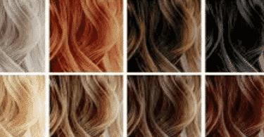 كيف أختار لون صبغة شعري