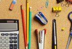 ما هي الأدوات المكتبية وأسمائها