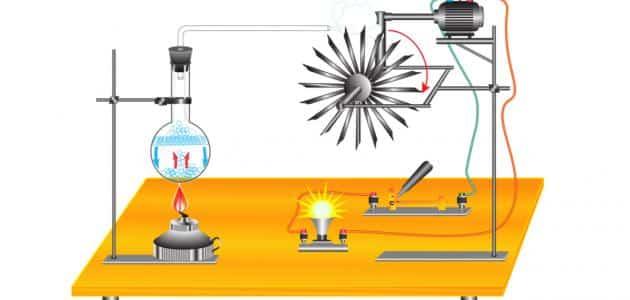 ما هو مفهوم تحويل الطاقة