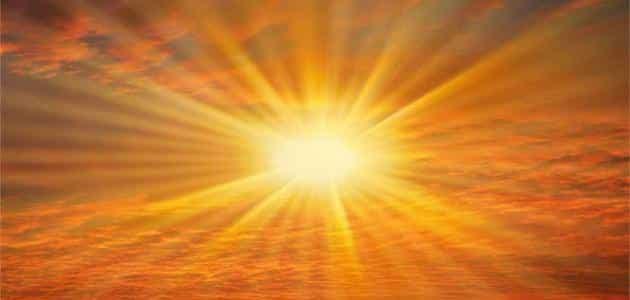 متى تكون أشعة الشمس ضارة على الجسم