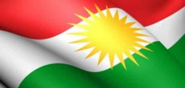 معنى الوان علم كردستان