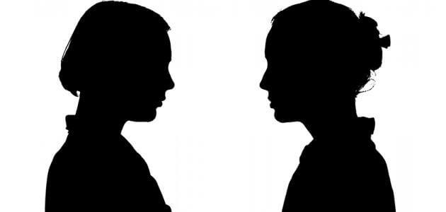 مقابلة بين شخصين سؤال وجواب