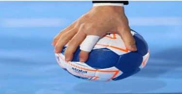 موضوع عن قوانين كرة اليد