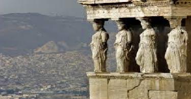 موضوع تعبير عن الحضارة اليونانية