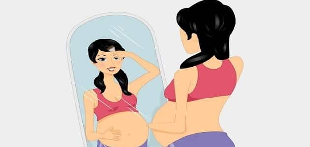 هل رائحة الصبغة تؤثر على الحامل