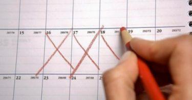 اعراض الدورة الشهرية المتاخرة واسباب تأخر الدورة الشهرية