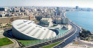 المعالم السياحية الموجودة في مدينة الإسكندرية
