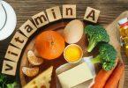 اين يوجد فيتامين A بكثرة؟