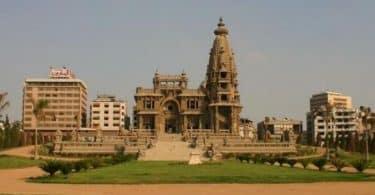 اين يوجد قصر البارون في القاهرة