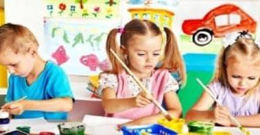بحث كامل عن رياض الاطفال بالعناصر