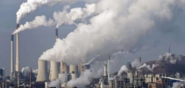 تعريف التلوث ومخاطره