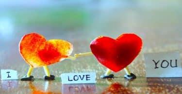 رسالة حب قصيرة ومعبرة