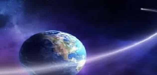 سرعة دوران الارض عند خط الاستواء