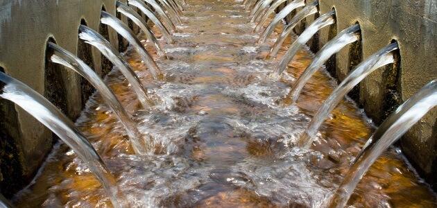 طرق المعالجة الثلاثية لمياه الصرف الصحي pdf