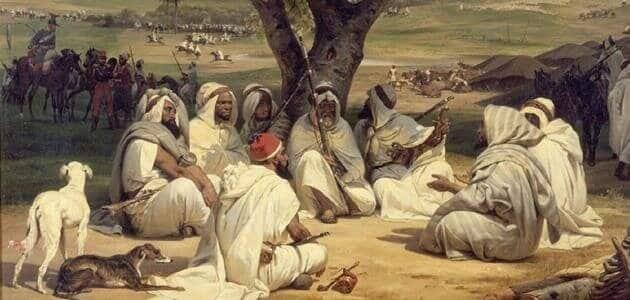 فن الخطابة في العصر الجاهلي