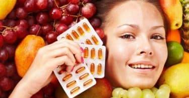 فيتامينات للبشره الباهته