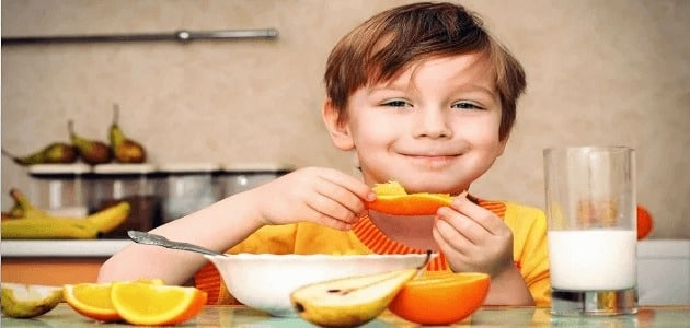 فيتامين سي للاطفال الجرعة وطريقة الاستخدام