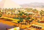 كم عدد سكان مصر ايام الفراعنة وكيف كانت مصر ايام الفراعنة