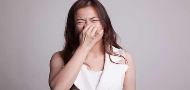 كيفية التخلص من رائحة المهبل الكريهة