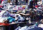 ما هي أضرار ارتداء الملابس المستعملة