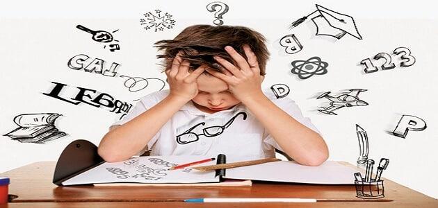 ما هي صعوبات التعلم وما هي أسبابها