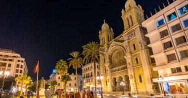 ما هي عاصمة تونس وأهم المعالم السياحية بها