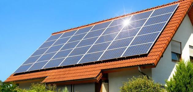 مشروع الطاقة الشمسية واستخداماتها
