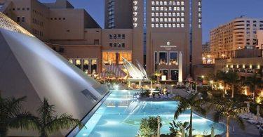 معلومات عن فندق انتركونتيننتال سيتي ستارز القاهرة