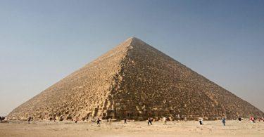 موضوع تعبير عن الأهرامات وبعض الحقائق الغريبة عن الأهرامات المصرية
