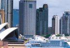أسماء المدن التي توجد في أستراليا