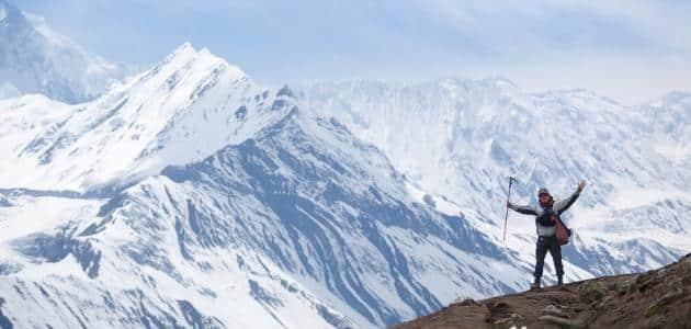 اين توجد جبال الهملايا وكيف تكونت؟