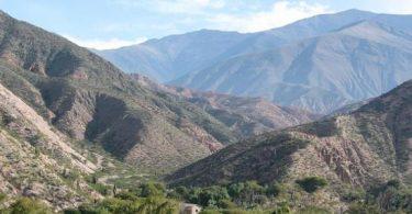 أين تقع جبال الأنديز و ما هي البيئة الحيوية في جبال الأنديز