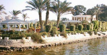 القرية الفرعونية في مصر