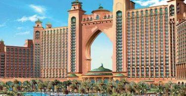 حجز فنادق في دبي أون لاين والفنادق الاكثر شعبية في دبي