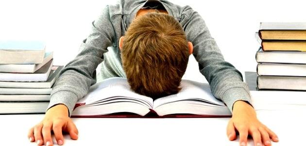 تشخيص صعوبات التعلم