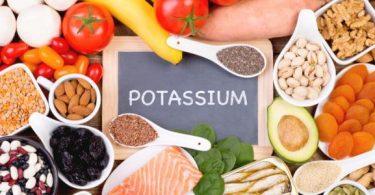 أطعمة غنية بالبوتاسيوم والمغنيسيوم