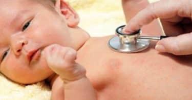 أعراض الأزمة القلبية عند الأطفال