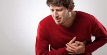 أعراض جلطة القلب المبكرة