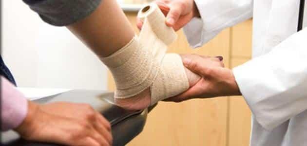 أنواع الجروح وطرق إسعافها