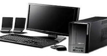 أنواع الكمبيوتر والأجزاء الرئيسية للكمبيوتر