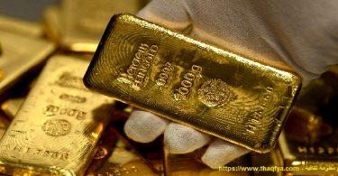 أونصة الذهب كم جرام؟